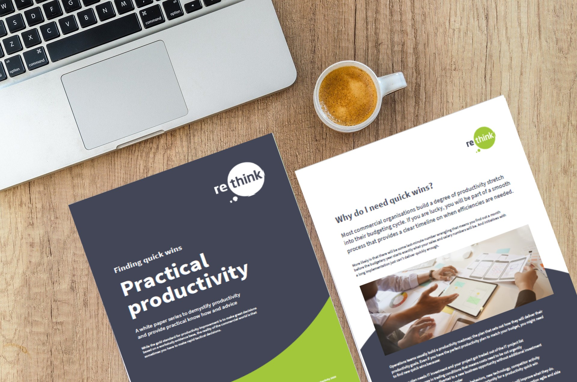 Practical Productivity - Quick Wins